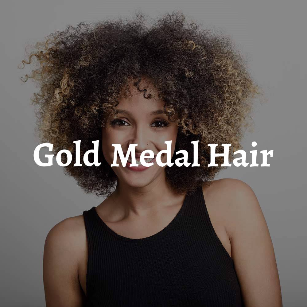 Gold Medal Hair